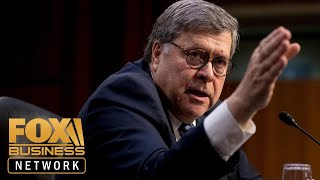 William Barr testifies for the first time since Muller investigation ended