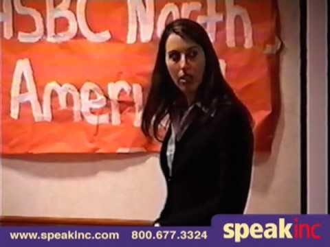 Keynote Speaker: Janet Evans - Presented by SPEAK Inc.