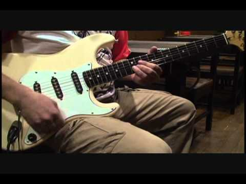 stevie ray vaughan scuttle buttin tab pdf