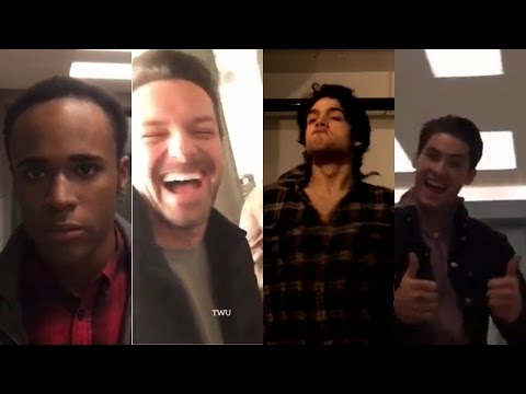 Teen Wolf Season 6 Cast Best Funniest Moments  Part 2: Dylan Sprayberry, Cody Christian & Ian Bohen