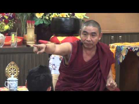 Full Teaching on 07 Mar 2015 - Teaching by Geshe Tashi @ TCCL Malacca