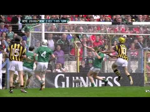 Kilkenny v Limerick Super Slow-Motion Replays (All Ireland Quarter Final, July 29th 2012)