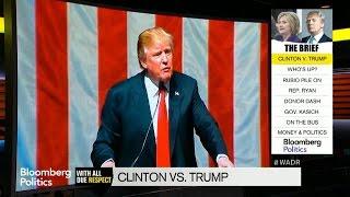 Is Donald Trump Actually Helping Hillary Clinton?