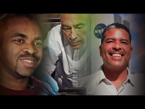 African American History Month Profile Mark Davis - 2017 NASA
