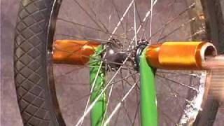 How to Build a BMX Bike Part 3