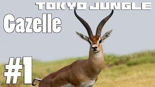 Tokyo Jungle: Gazelle Survive over 100 years  Part 1