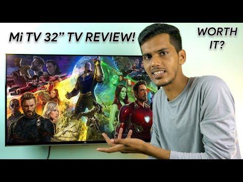 "Mi TV 4A PRO 32"" Review! Best Smart TV At 12,999?"