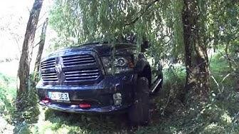 "Dodge Ram 1500 35"" 4"" lift  offroad/ CW Allee 2 hoch"