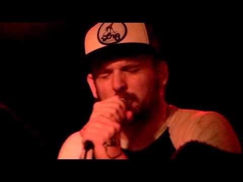 Mac Lethal - Black Rainbow & Royals Cap (Live 12-25-2012)