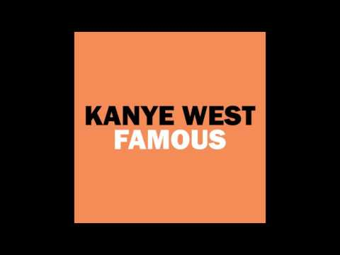 Kanye West  Famous Remix Only the Bam Bam part HQ