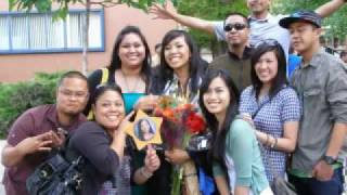 Our Ate Cindy's Graduation- SJSU College Graduation pictures