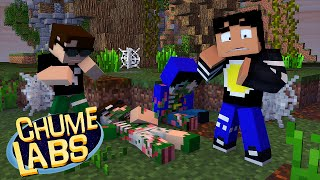 Minecraft: FIM DE TUDO?! (Chume Labs 2 #51)