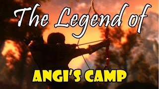 skyrim the legend of angi s camp free archery training