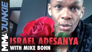 Israel Adesanya: Jon Jones feud could get more personal
