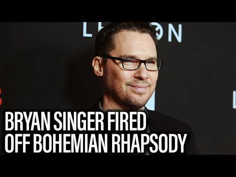 Bryan Singer Fired Off Queen Biopic Bohemian Rhapsody