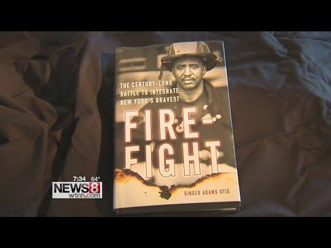 Keith's Korner: book explains fight to intergrate New York's bravest