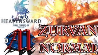 zurvan normal comprehensive guide ffxiv hw