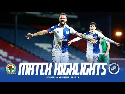 Blackburn Millwall Goals And Highlights