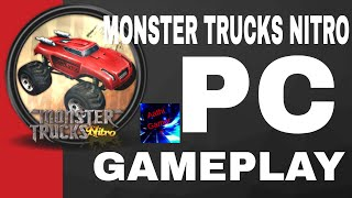 Monster Trucks Nitro {PC} Game-Play