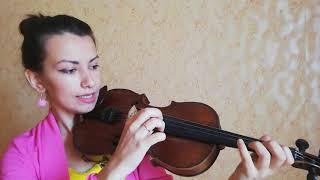 Как играть на скрипке.Уроки скрипки 4 Постановка левой руки