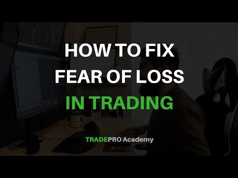 How to Deal with Fear of Loss in Trading When Stop Loss is Hit