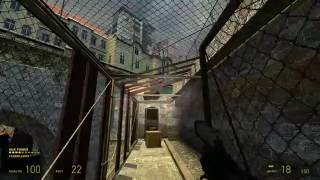 Half Life 2: Chapter 3 - Route Kanal [Hard Mode] (1080p - 60FPS)