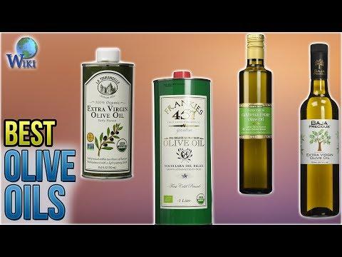10 Best Olive Oils 2018