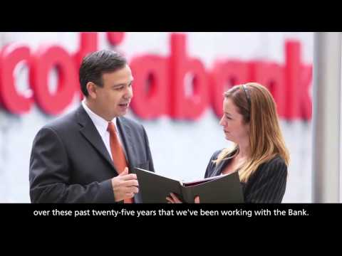 Scotiabank - Helping customers become better off