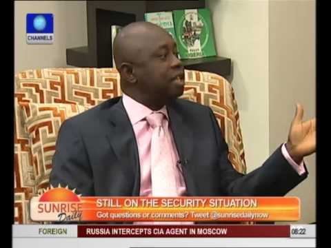 Default Mode of Nigerians Is Fraud -- Lawyer - Part 1
