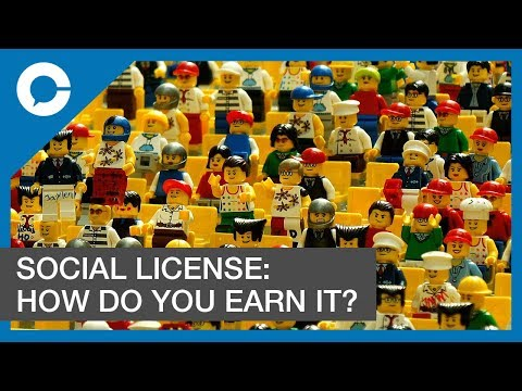 Lawyer Radha Curpen: What is Social License? How Do You Earn It?