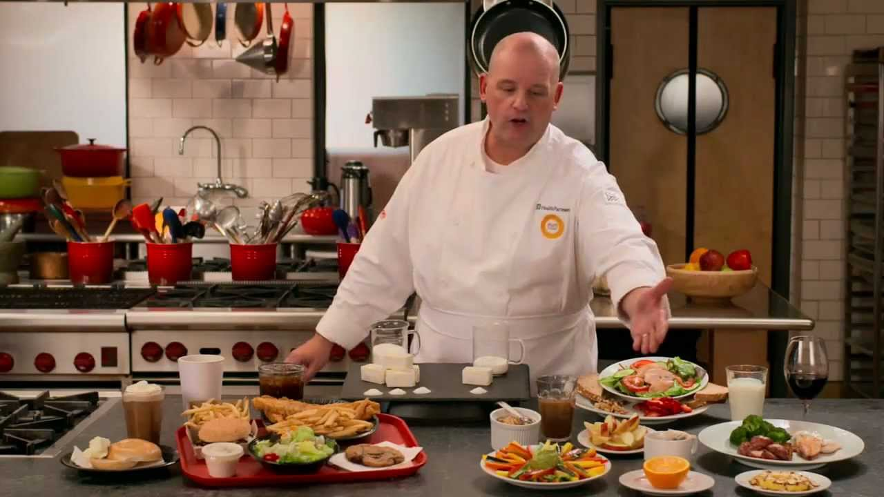 Fast food vs fresh food youtube for Lean cuisine vs fast food