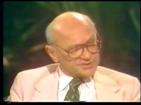Milton Friedman, a great economist‏