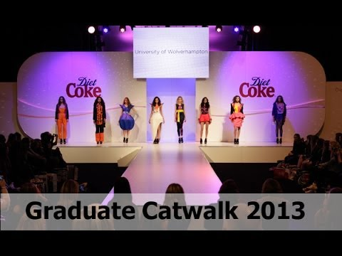 Graduate Catwalk Show at Clothes Show Live 2013
