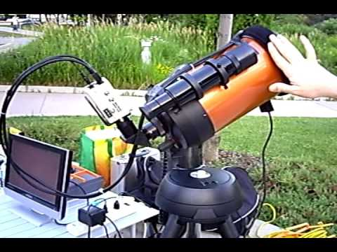 telescopes that hook up to laptops