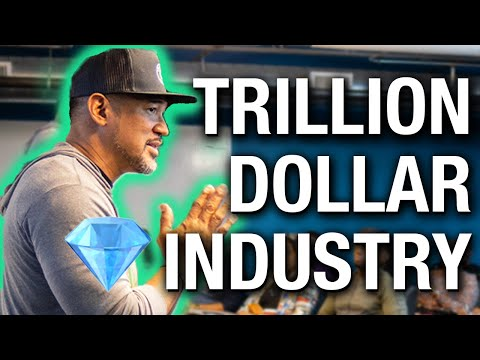 Why This TRILLION Dollar Industry Made Me MILLIONS!