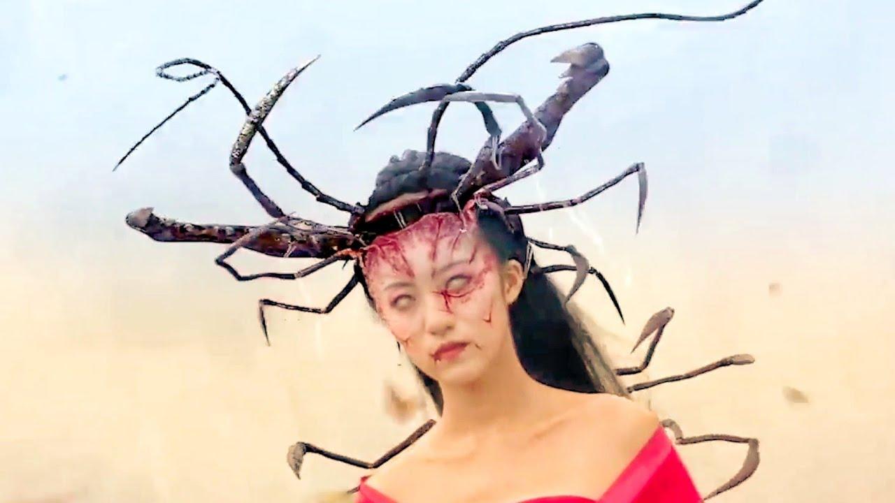 Download White Snake (2021) Film Explained in Hindi/Urdu Summarized हिन्दी