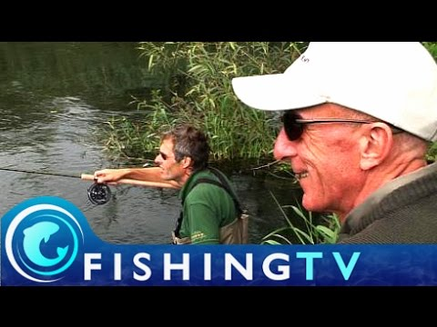 Hardy Coarse Fishing 3: Hampshire Avon Roving - Fishing TV