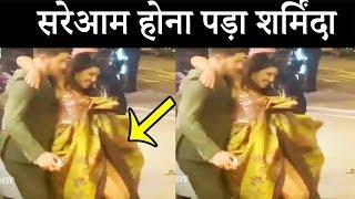 गिरते गिरते बची Priyanka Chopra, फिर पति Nick Jonas ने बचाया कुछ इस तरह | FWF