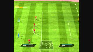 FIFA 11 WORLD TOUR 2011 gameplay PC