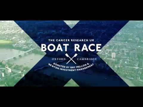 The Cancer Research UK Boat Race 2018 - One month to go!