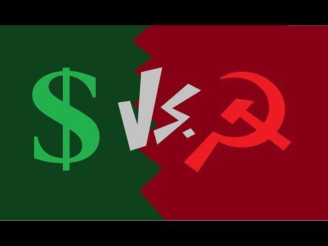Рыночная экономика VS
