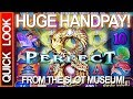 PERFECT 8  ***HUGE HANDPAY!*** (Bally)  - [Slot Museum] ~ QUICK LOOK