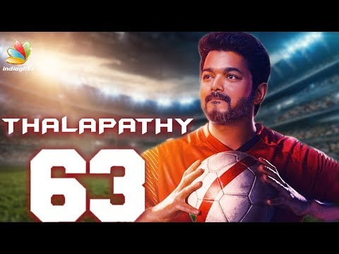THALAPATHY 63 : Vijay in Never Seen Before Avatar | Atlee Movie | Hot Cinema News