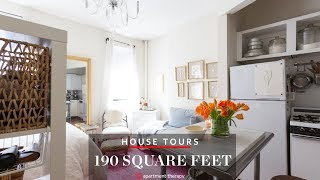 House Tour: A Small, Sweet East Village Apartment