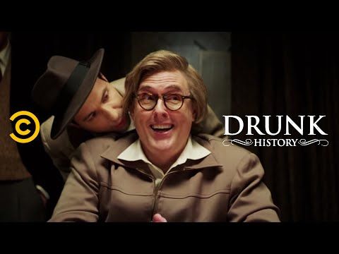 Rachel Bloom - The Hunt For Adolf Eichmann - Drunk History