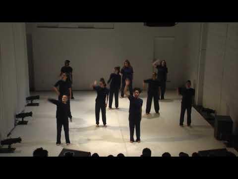 LDIF19   Urban Jazz Dance Company: Deaf's Imprisoned