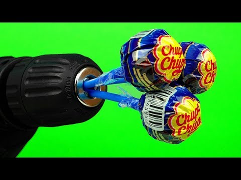 Thumbnail: 9 Awesome Drill Machine Life Hacks!