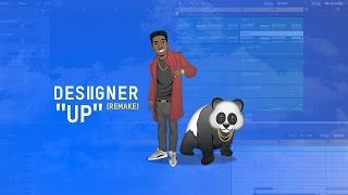 Making a Beat: Desiigner - Up (Remake)