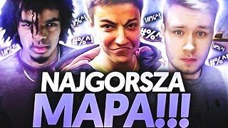 NAJGORSZA MAPA W CS:GO!!!