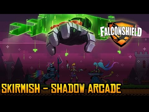 Skirmish - Shadow Arcade feat. Nicki Taylor